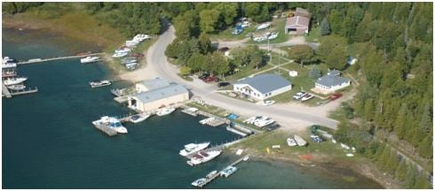 Lake View Resort Drummond Island