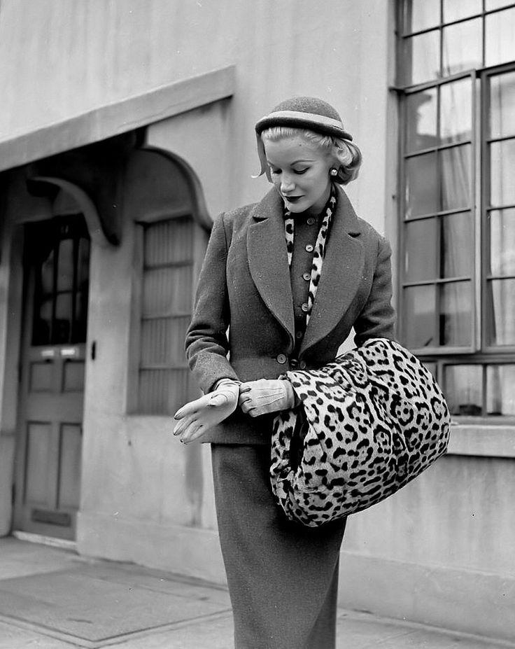 Photo by Nina Leen, 1951