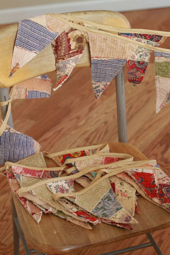 I love this bunting!!