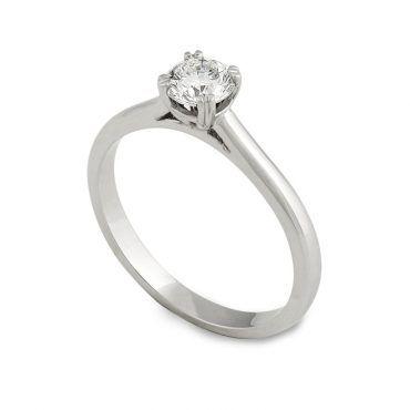 DIAMONDJOOLS μονόπετρο δαχτυλίδι λευκόχρυσο Κ18 με διαμάντι με διεθνές guarantee   Μονόπετρα δαχτυλίδια ΤΣΑΛΔΑΡΗΣ στο Χαλάνδρι #brilliant #διαμάντι #μονόπετρο #δαχτυλίδι #λευκοχρυσο #monopetro