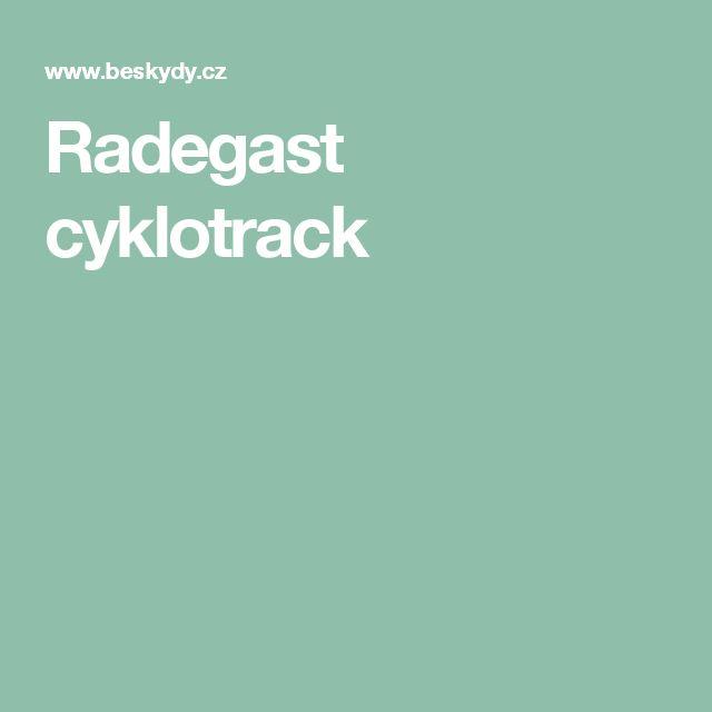 Radegast cyklotrack