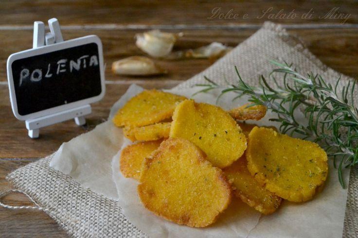 Ricetta sfoglie di polenta  Dolce e Salato di miky