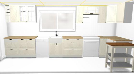 The 25 best kitchen planner ikea ideas on pinterest kitchen 3d planner kitchen planner - Ikea beech kitchen cabinets ...