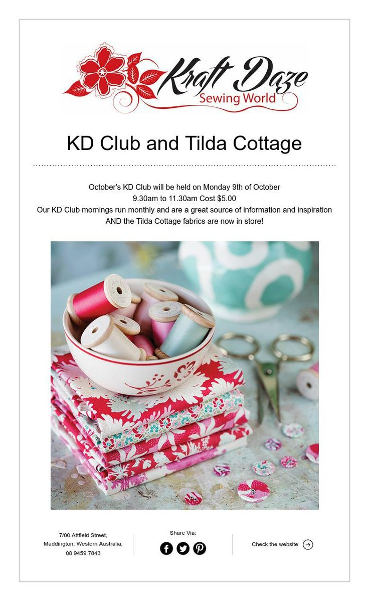 KD Club and Tilda Cottage