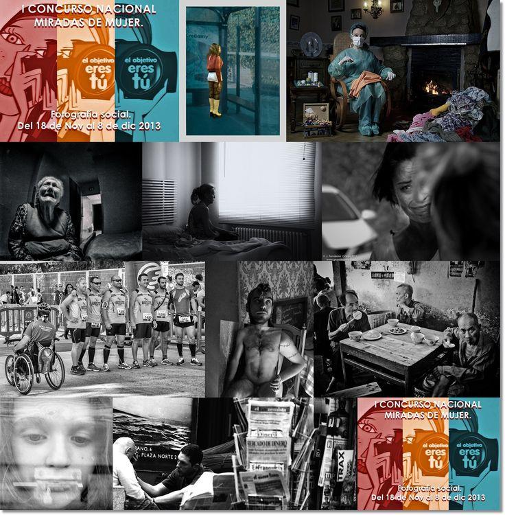 I CONCURSO NACIONAL MIRADAS DE MUJER. Fotografía Social. Primer Premio Creamy de Rocio Gutierrez