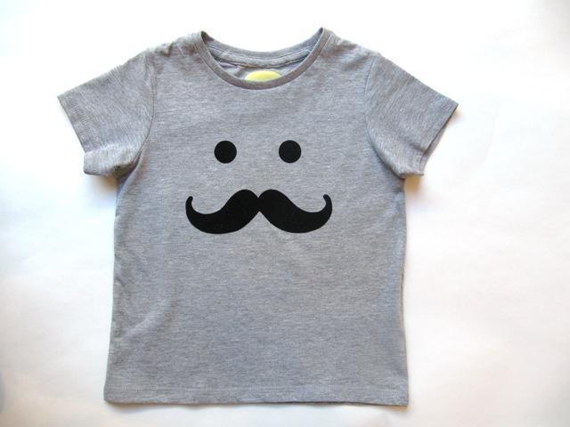 Meneer snor shirt