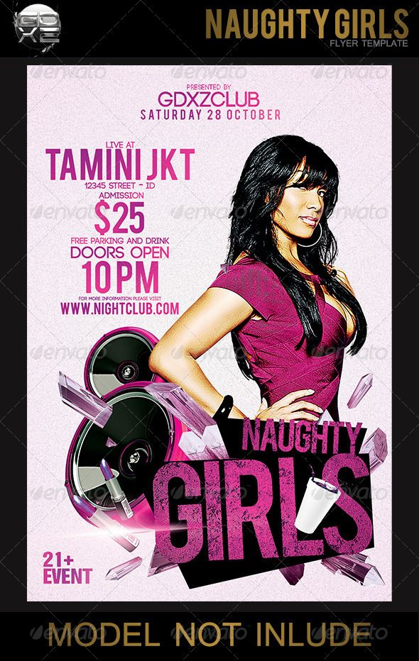 DOWNLOAD http: https://realistic.photos/article-itmid-1005787427i.html ... Naughty Girls Flyer Template ...  club, event, flyer, girl, hot, naughty, naughty girls, nightclub, party, poster, purple, sexy, show, template, woman  ... Templates, Textures, Stock Photography, Creative Design, Infographics, Vectors, Print, Webdesign, Web Elements, Graphics, Wordpress Themes, eCommerce ... DOWNLOAD http: https://realistic.photos/article-itmid-1005787427i.html