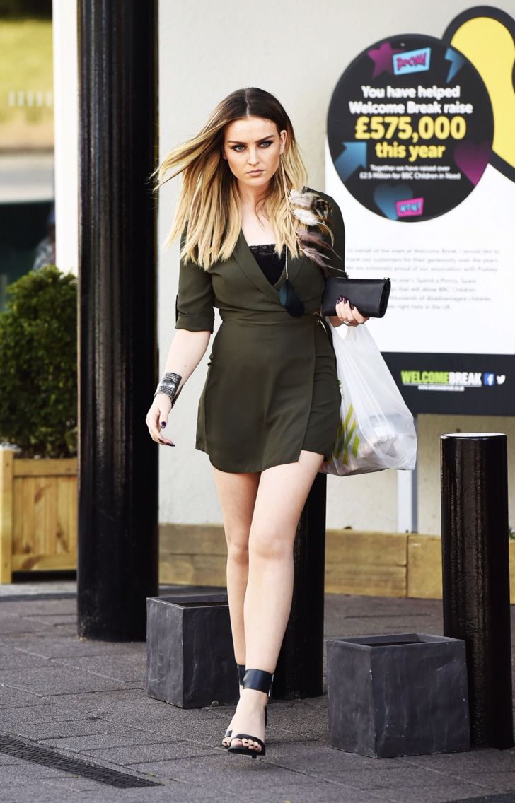 Perrie Edwards Body 2015