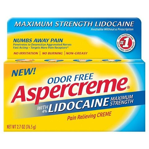 lidocaine creams - Google Search