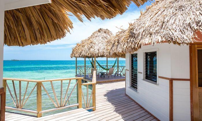 Thatch Caye Resort - Dangriga, Belize