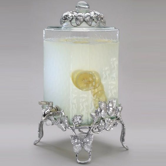 Butterfly Beverage Server | Arthur Court Designs | ACD103210