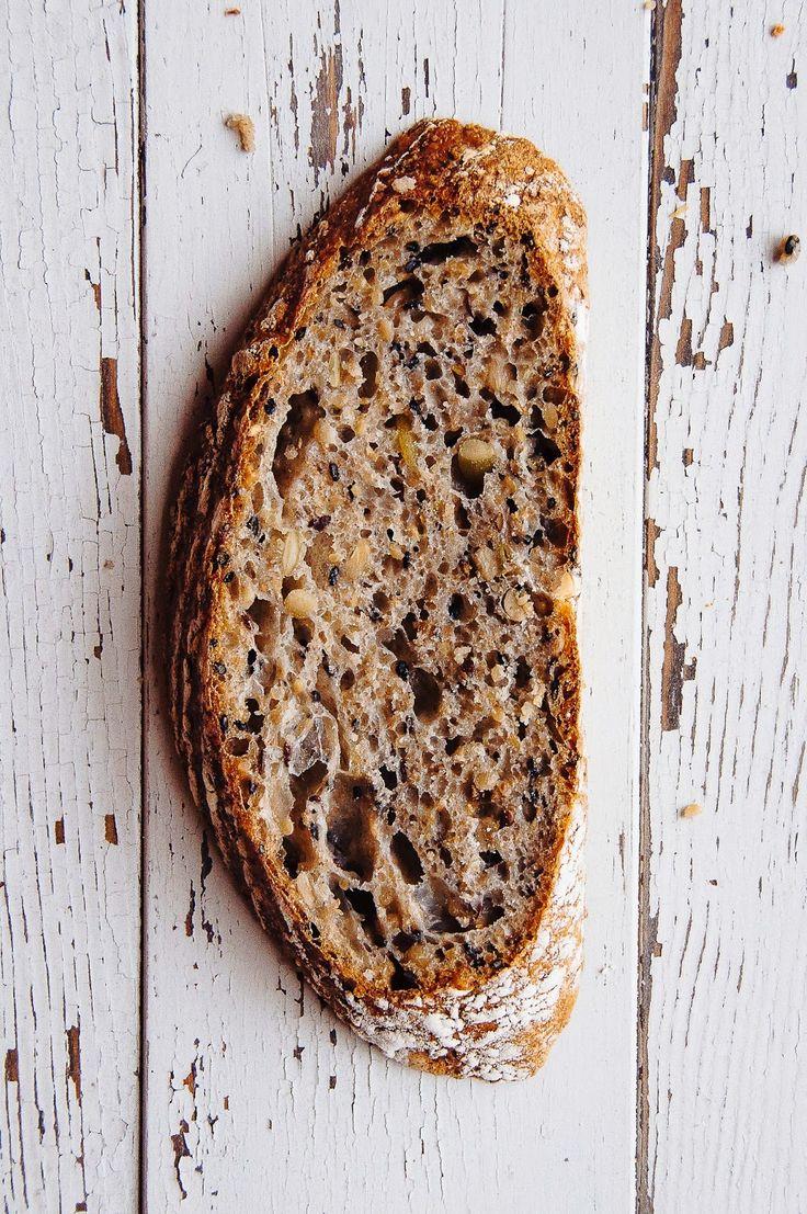 Multigrain Seeded Bread | Hint of Vanilla