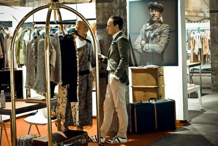 fashion trade show booths - Google Search