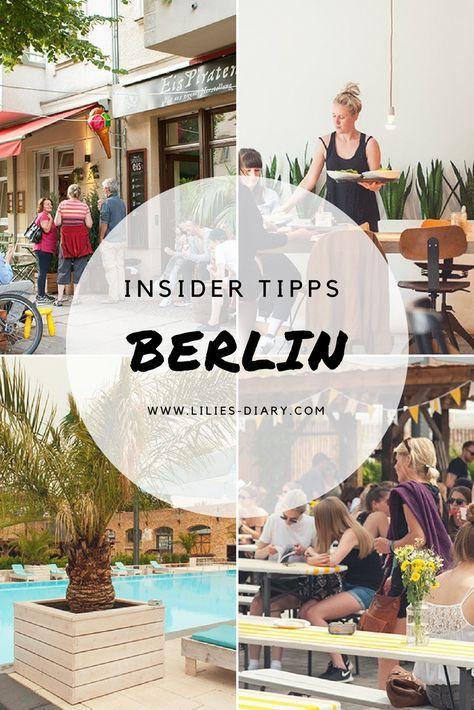 Die besten Insidertipps für Berlin + Highlights in der Stadt