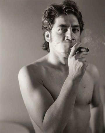 Javier Bardem cigars Les cigares selon Edmond http://cigare.skynetblogs.be