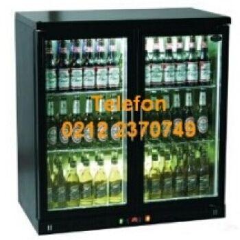 2 Kapaklı Şişe Soğutucu Satış Telefonu 0212 2370750 Sürme camlı şişe soğutucuları kola meşrubat dolaplarının fiyatları 0212 2370749