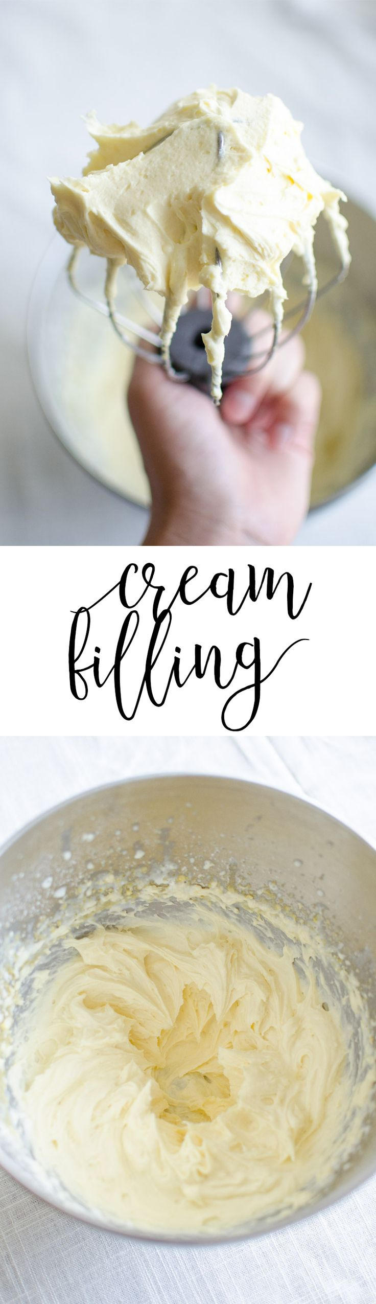 I've used this little cream filling for multiple recipes and have fallen in love with it. It's rich and creamy, without being to sweet. Perfect filling for pastries, trifles, or any other cream filling you might need! This was the sweet cream filling that was featured in our Cream Puffs (same ones we took to …