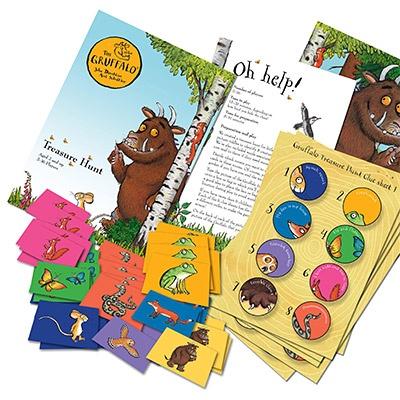 34 best gruffalo party images on pinterest the gruffalo for Gruffalo fabric