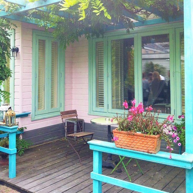Hidden gem at villa augustus (secret garden) in Dordrecht