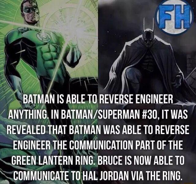 Batman/Green Lantern