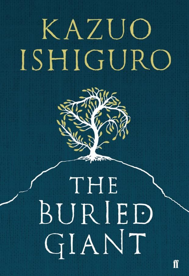 Culture Street | The Buried Giant by Kazuo Ishiguro