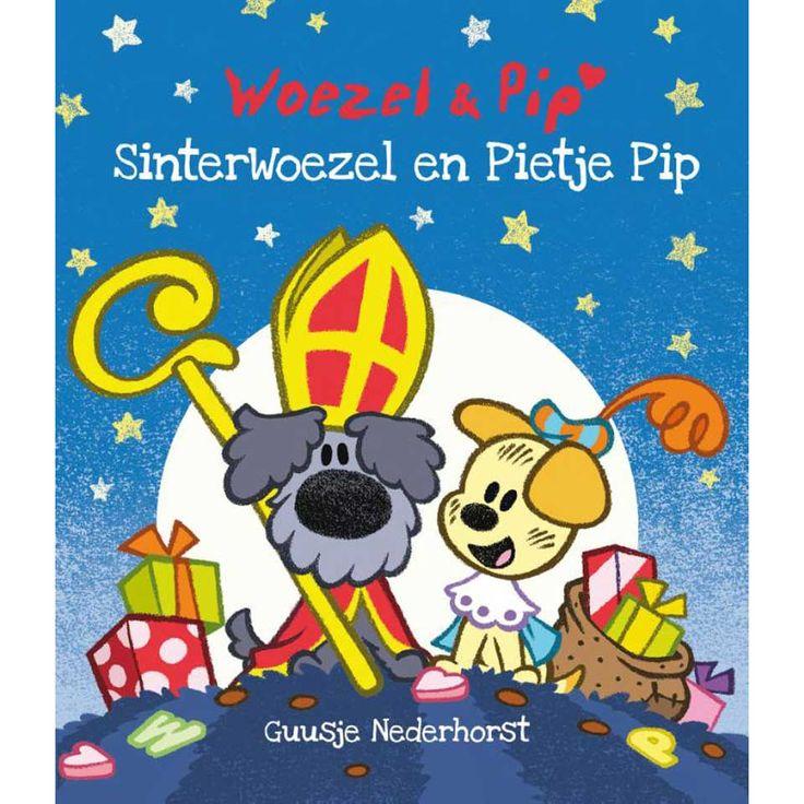 perfect boekje voor in de schoen! maar €5! erg leuk Sinterklaasboekje van woezel en pip!