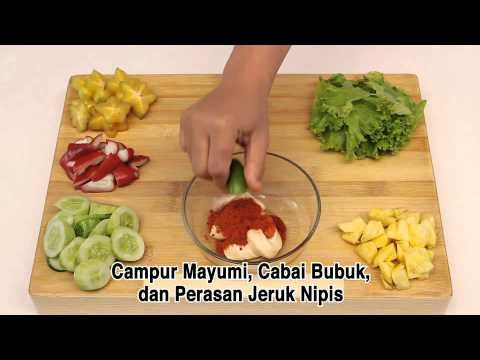 Dapur Umami Rujak Buah Mayo You