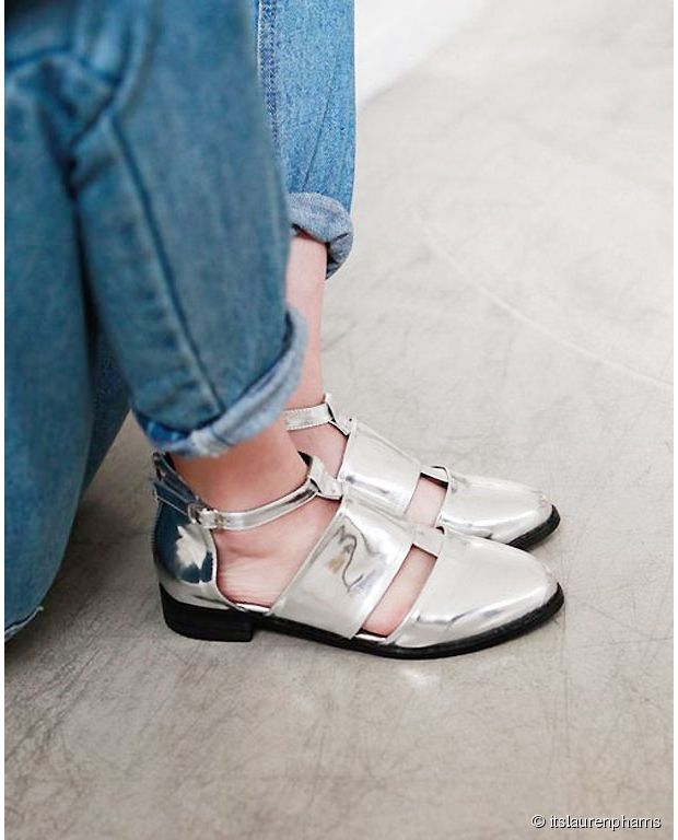 tendance chaussures mtal