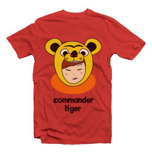 Commander Tiger Oleh KevinKev. Shop