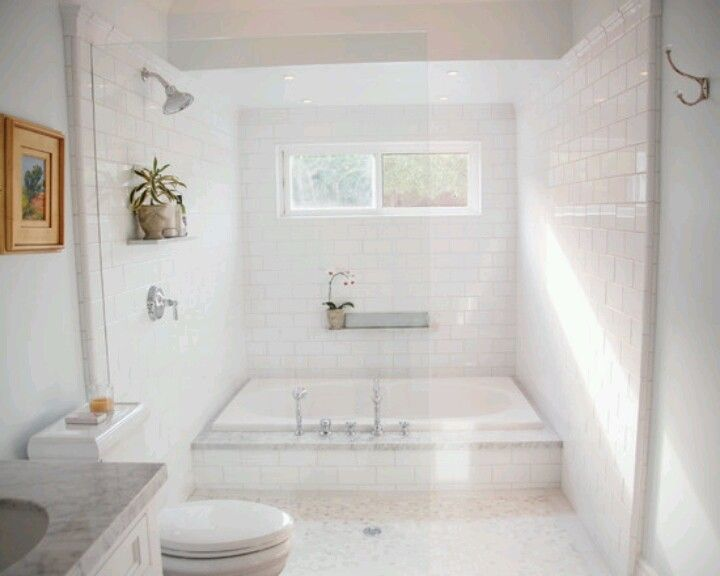 38 best Bathroom images on Pinterest Tub shower combo Bathroom