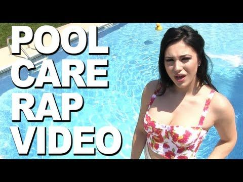 Learn the basic steps to proper swimming pool care with this catchy and energetic rap video by Matt Giovanisci from http://www.SwimUniversity.com