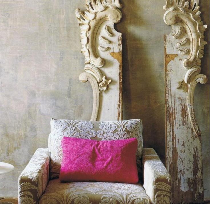 119 besten style designers guild bilder auf pinterest stoffe tapeten und einrichtung. Black Bedroom Furniture Sets. Home Design Ideas