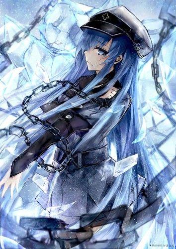 Esdeath fan art - Leone (Akame ga Kill) Fan Art (38316937) - Fanpop