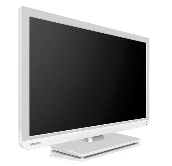 ¡Actualidad! Toshiba no se olvida de sus LED de pocas pulgadas y presenta nuevos modelos. Para sorpresa de muchos, Toshiba renovó su gama de televisores pequeños presentando las nuevas series D1, L1 y W1, modelos que incluyen tamaños que van de 22 a 24 pulgadas respectivamente. #tv #toshiba #tele #televisor #televisorLED