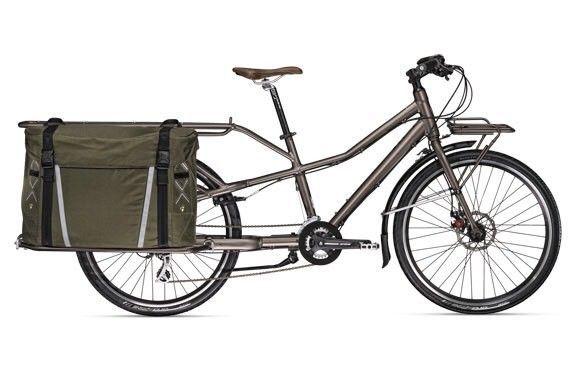 Trek Cargo Transport Bionix Electric Bicycle Assist Pick Up Only In Il Cargo Bike Bicycle Trek Bikes