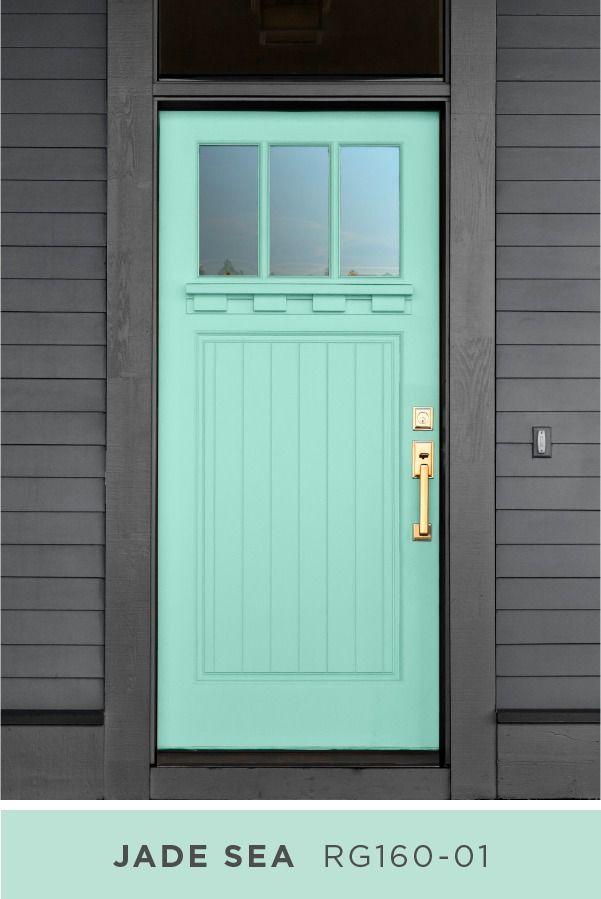 Styled By Color Fresh Front Doors Bright Front Doors Front Door Paint Colors Painted Front Doors