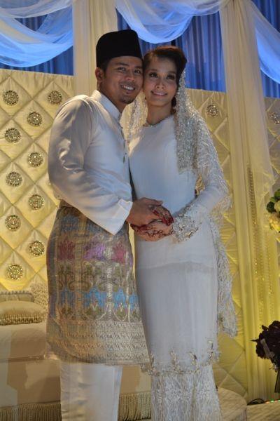 Awal Ashaari weds Scha Al-Yahya