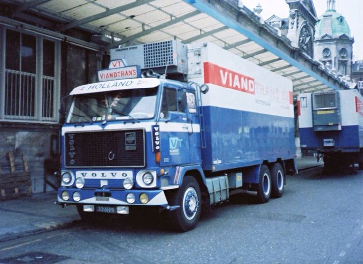 Volvo F89 VIANDTRANS Smithfield market London dvr luc | VIANDTRANS/NICKOOT | Pinterest | Volvo ...