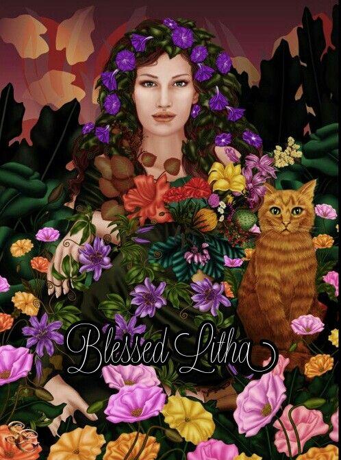 Blessed Litha, summer solstace ❤☀