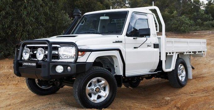 Toyota LandCruiser 70 Series upgrade confirmed http://behindthewheel.com.au/toyota-landcruiser-70-series-upgrade-confirmed/