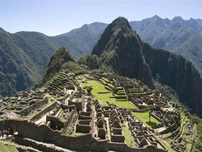 Machu Picchu, Peru. Foto: Maki Sasaki