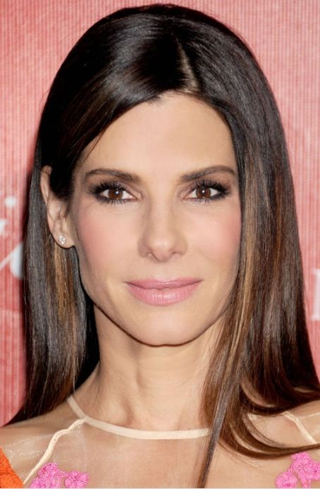 Sandra Bullock - raised in Germany and speaks it fluently, so cool to hear her in interviews speaking German!