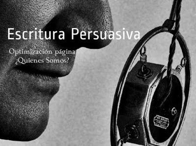 FREELANCE SOCIAL BLOG: Servicios Freelance: Escritura Persuasiva