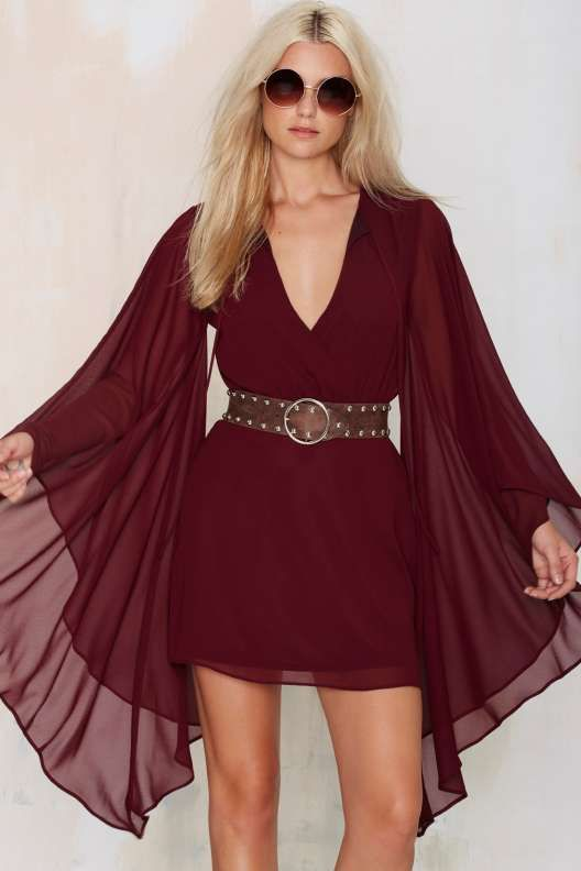 Nasty Gal Bells & Whistles Dress