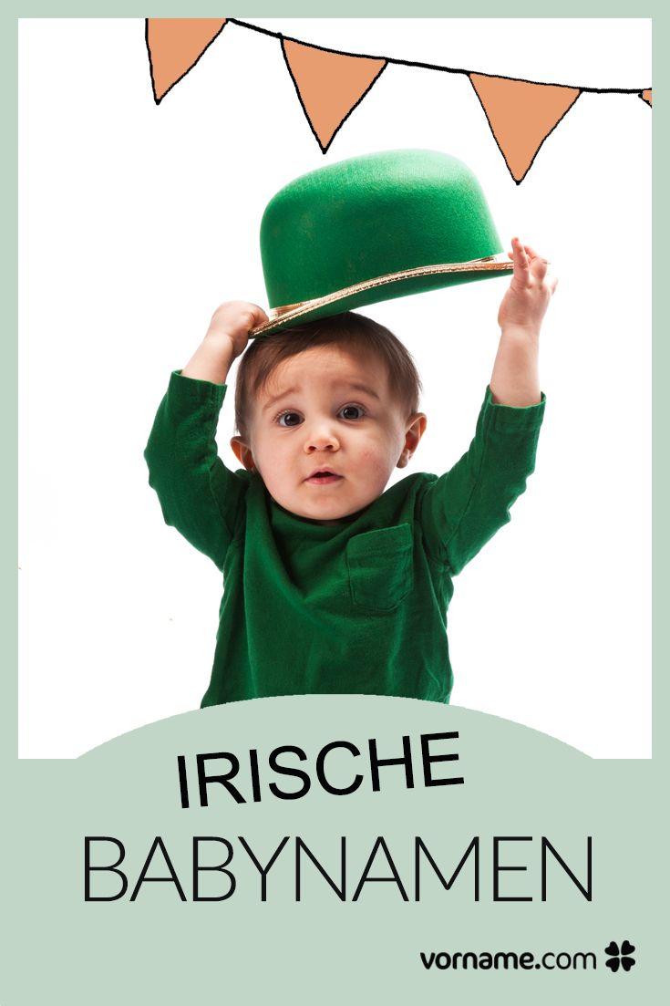 Hier findest Du beliebte irische Vornamen und ihre Bedeutung.