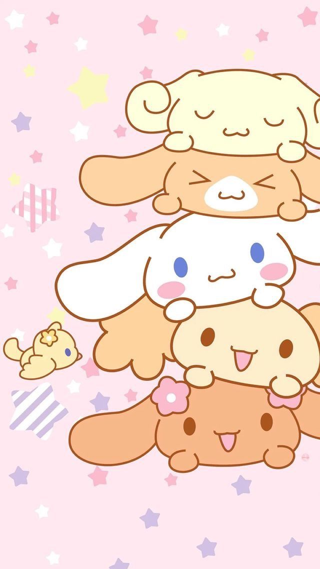 Pin By Kannapas On Sanrio In 2019 Kawaii Wallpaper