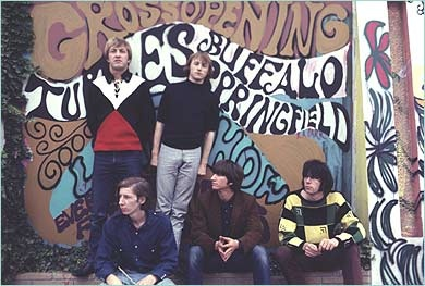 Buffalo Springfield...they look so darned young!
