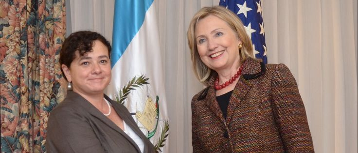 Jailed Guatemalan President Reveals Phone Call With Hillary Clinton