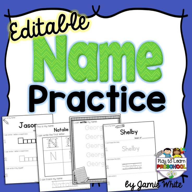 Best 25+ Name writing practice ideas on Pinterest | Kids learning ...