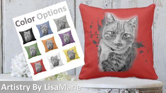 pillow girlfriend dream man arm kitty cat pillow girlfriend gift kitten fiance for owner pet lo